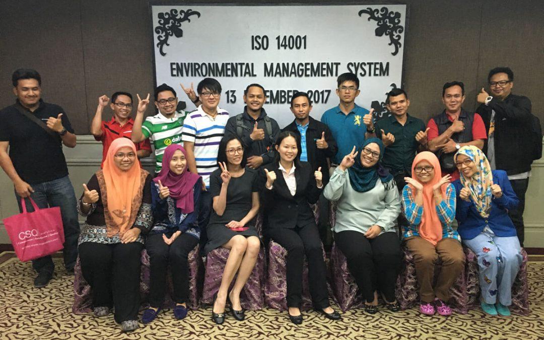 ISO 14001 ENVIRONMENTAL MANAGAMENT SYSTEM