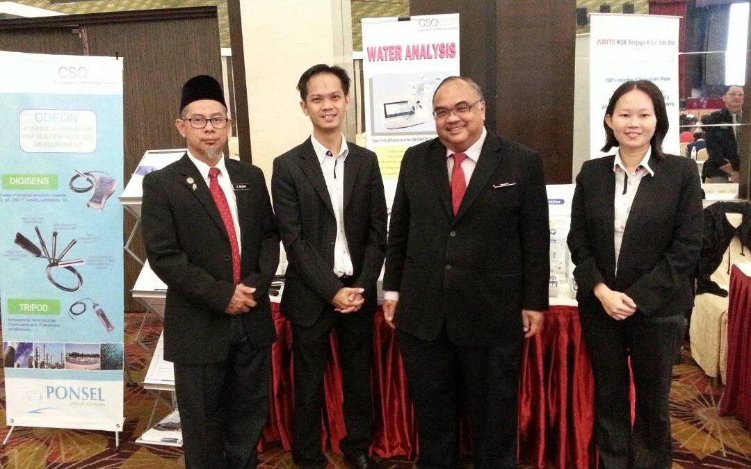 Seminar Mengarusperdana Alam Sekitar dan Pemantapan Orang Yang Berwibawa