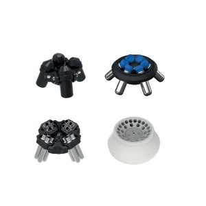 CRC-432X Rotors and Adapters